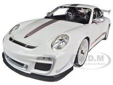 1:18 Bburago PORSCHE 911 GT3 RS 4.0 WHITE