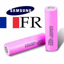 PAR 1 PILE 100% Original 2600mAh Battery  Samsung Rechargeable ICR 18650 - 26 J