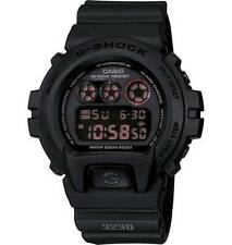 CASIO G-Shock Watch Military Series All Black 200M Water Resistant DW6900MS-1