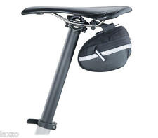 Topeak Wedge Pack II Micro Bicycle Saddle Seat Bag Black X Small Quick Click