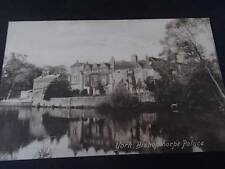 Vtg 1930s BISHOPTHORPE PALACE YORK Real B/W Photo postcard Yorkshire Frith & Co