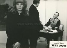 FRANCOISE DORLEAC LA PEAU DOUCE 1964 VINTAGE PHOTO ORIGINAL #2