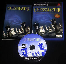 CHESSMASTER Ps2 Versione Italiana Chess Master »»»»» COMPLETO