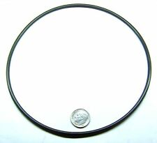 """NAVY SHIP AS568A-254 NOS O-RING SEAL GASKET 5.500"""" ID 5.792"""" OD. .146"""" T BLACK"""