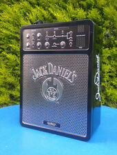LIMITED EDITION HARD TO FIND JACK DANIELS MUSIC SPEAKERS TIN