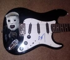 SLIPKNOT SIGNED COREY TAYLOR  AIRBRUSHED GUITAR  PROOF # 8 CD LP STONE SOUR
