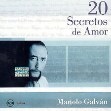 20 Secretos De Amor, GALVAN,MANOLO, New Import