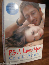 Post Scriptum PS P.S. I love you Cecilia Ahern Harper 2007 da cui il film