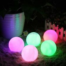 Spheriform Ball LED Color Changing Lamp Mood Night Light Home Xmas Party Decor