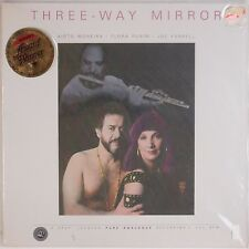 THREE-WAY MIRROR: Airo, Flora Purim, Joe Farrell AUDIOPHILE Reference NM LP Jazz