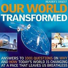"""Our World Transformed (Readers Digest), Reader's Digest, """"AS NEW"""" Book"""