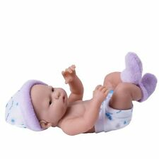 """TINY LOVELY REALISTIC LOOKING ADORABLE VINYL REBORN 9"""" BABY DOLL NEW BAD BOX"""
