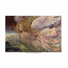 NATURE'S GUARDIAN ANGEL - JOSEPHINE WALL ART POSTER - 24x36 FANTASY 9542