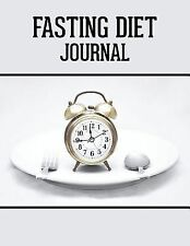 Fasting Diet Journal by The Blokehead (2014, Paperback)