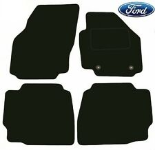 Tailored Deluxe Quality Car Mats Frod Mondeo 2012-2013 ** Black ** Saloon Estate