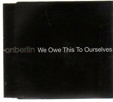(AV566) Anberlin, We Owe This To Ourselves - DJ CD