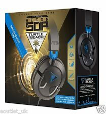 Turtle Beach Ear Force Recon 50p Auriculares Para Sony Playstation Ps4 Juego Nuevo