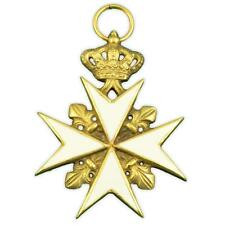 "IMPERIAL RUSSIAN AWARD ""ORDER OF ST. JOHN OF JERUSALEM"" 1 DEGREE"" COPY"