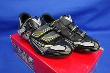 New Vittoria Brave Road Bike Cycling Shoe, 3-Bolt, EU 44, US 11, $150 Retail!