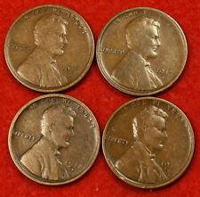 1916-S 1917-S 1918-S 1919-S ALL FOUR COINS FOR ONE PRICE HARD TO FIND LW1479
