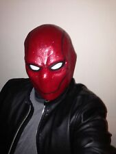 Mur'K Merc Mask 1 Red Hood Jason Todd Batman Joker Inspired Paint
