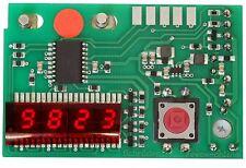 NEU Counter, Zähler rot  für Revox B77 ohne Nullunterdrückung 5,1mm Höhe