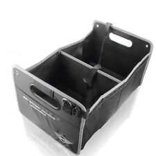 Folding Wing Emblem Car Trunk Soft Storage Organizer Collapsible for Mini Cooper