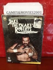 "WWE - Jake ""The Snake"" Roberts: Pick Your Poison (DVD, 2005, 2-Disc Set, Collect"