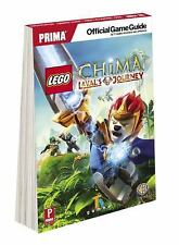 Prima Games - Lego Legends Of Chima (2013) - Used - Trade Paper (Paperback)