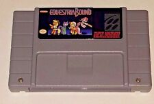 Equestriabound - game For SNES Super Nintendo - My little pony role playing game
