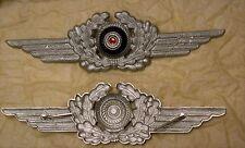 LUFTWAFFE CAP WREATH WWII WW2 VISOR UNIFORM AIR FORCE GERMAN GERMANY UNIFORM