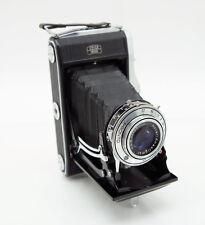 Zeiss Ikon Nettar Kamera mit Novar Anastigmat 1:4,5 f=105mm