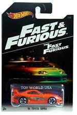 2016 Hot Wheels Fast & Furious #1 '94 Toyota Supra The Fast & Furious