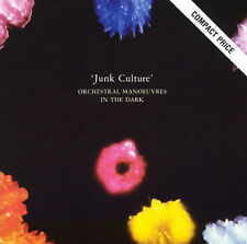 Junk Culture by Orchestral Manoeuvres in the Da (CD, 1984)