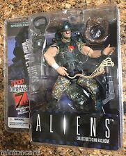 McFarlane Toys Corporal Marine HICKS Collector's Club cc Exclusive Figure ALIENS