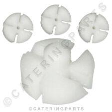 MEIKO Confezione da 4 x 0620121 piatto sciacquare inserisci JET SPIRALI ECOSTAR LAVASTOVIGLIE 530f