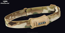 Princeton Tec Multicam FRED TACTICAL MPLS HEAD TORCH, & HELMET LIGHT RED & WHITE