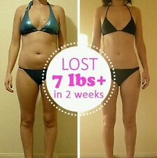 14 DAY SKINNY TEATOX REMOVE TOXINS BOOST METABOLISM BURN FAT iBODY BLENDS AM&PM