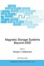 Magnetic Storage Systems Beyond 2000 41 by George C. Hadjipanayis (2001,...