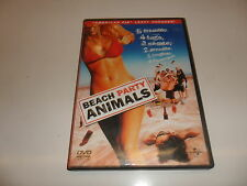 DVD  Beach Party Animals
