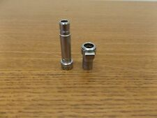 R. Wolf 8095.07 Adapter for Fiberoptic Light Cable w/ 8095.05 (Lot of 2)
