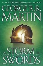 A Storm of Swords (A Song of Ice and Fire, Book 3)-ExLibrary