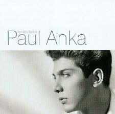 The Very Best of Paul Anka by Paul Anka (CD, 2000, RCA/BMG) Great Condition!