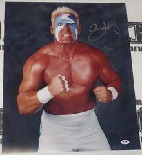 Sting Signed WWE 16x20 Photo PSA/DNA COA Picture Autograph WCW NWA TNA Wrestling