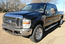 Ford: F-250 LARIAT FX4 4X4 4WD 6.4 POWERSTROKE DIESEL CREW CAB