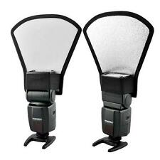 Utility Flash Speedlite Diffuser Reflector Soft Light Studio for DSLR Camera LJ