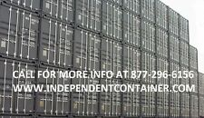 New 20' Shipping Container  Cargo Container  Storage Container in El Paso, Texas
