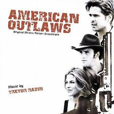 American Outlaws 2001 by Trevor Rabin