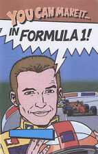 You Can Make it in Formula 1, Hobbs, R., New Book