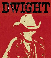 Dwight Yoakam ---Country Music  Vintage Bumper Sticker